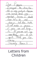 Letters from Children